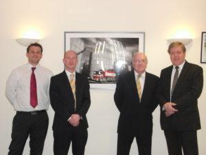 Linton Fuel Oils directors