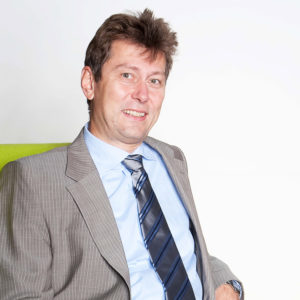 Thomas Schmidt, managing director of TomTom Business Solutions