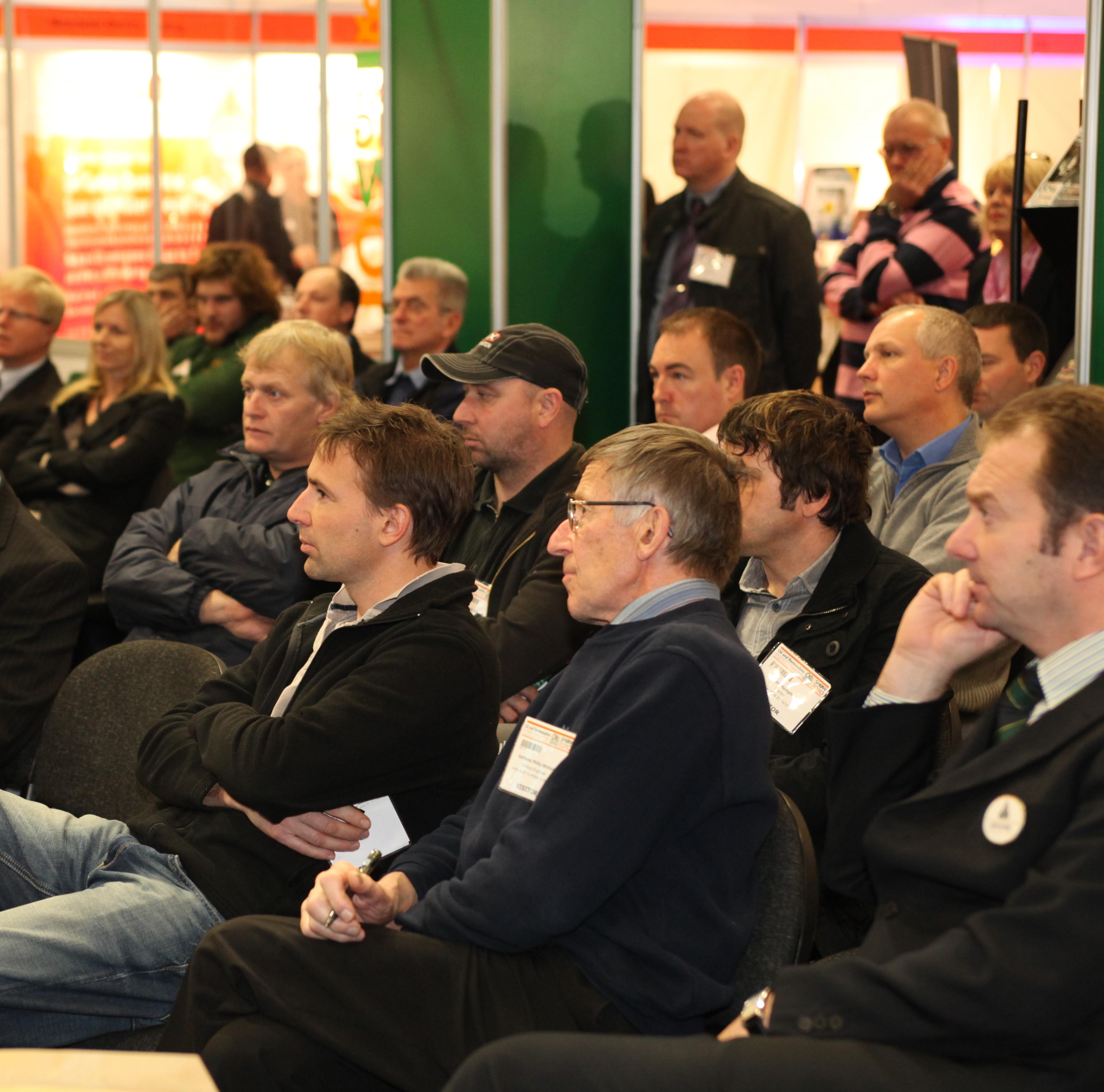 Fuel Oil Distributor Event 2012