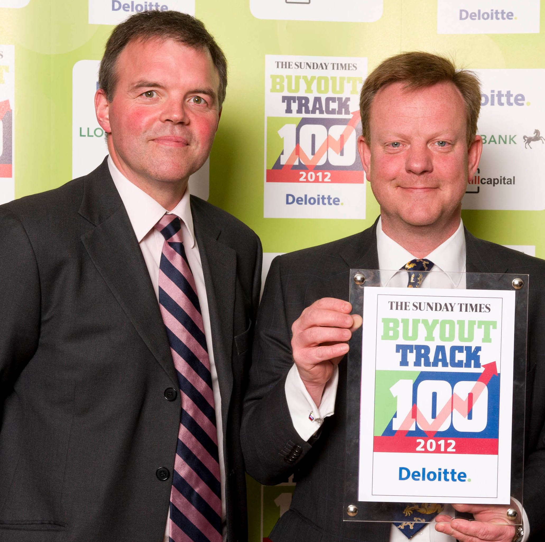 Adler & Allan Buyout Track 100 awards