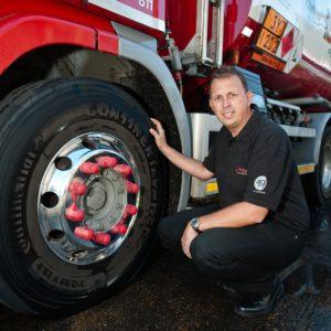 Linton Fuel Oils adopt Continental tyres