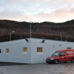 Brogan opens refurbished depot