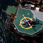 6 Email More jobs in oil - the helideck at the Thistle oilfield