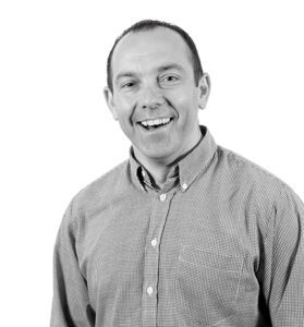 Andy Hill, group marketing manager, IPU Group