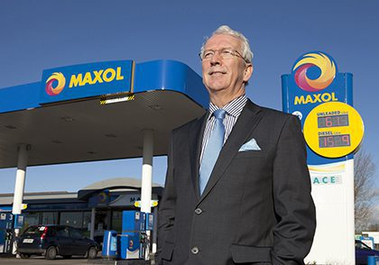 Tom Noonan – Maxol is concentrating on the retail side of its business, having condensed its distribution arm in recent years
