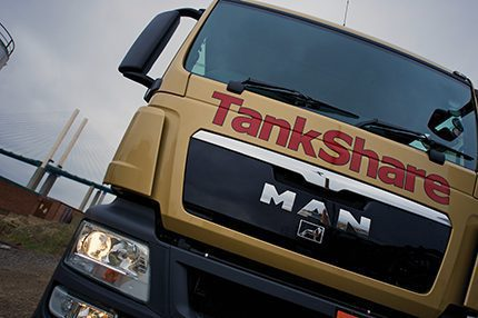 Suckling Transport's multi-award winning TankShare was established over 12 years ago.  The first branded spot hire road tanker service in the UK has a customer base of over 60 companies