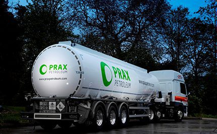 """Prax is now a significant supplier of fuels to the distributor sector,"" explains sales and marketing director, Neil Robertson"