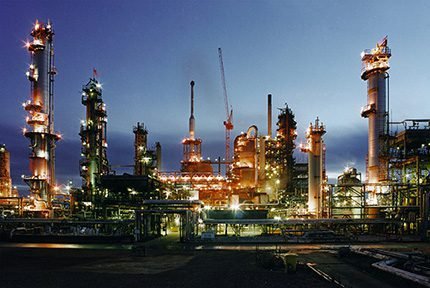 Last year's Purvin & Gertz report highlighted the key part played by the Fawley oil refinery