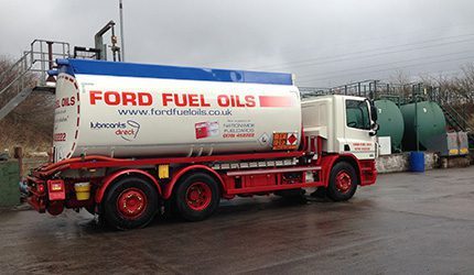Ford Fuel Oils has a longstanding relationship with RTN Lakeland – buying at least three tankers per year