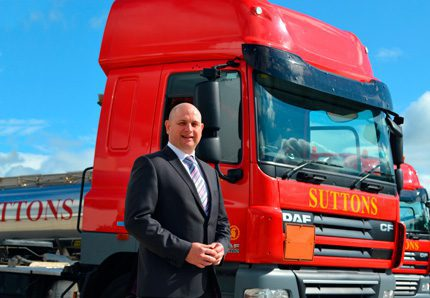 "Greg Lofts – ""a supply chain specialist whose consultative approach supports Suttons' ability to provide customers with the service that is right for them and their business"""