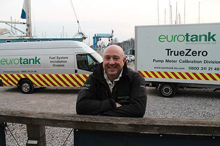 """""""Independent fuel retailers don't want to invest in their own engineering department or facilities management so we provide that service,"""" says Ian Jacques, the recently appointed group commercial director at the Eurotank Service Group"""