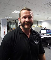 Lee Webb - a highly experienced engineer who will drive continuous improvement throughout Emco Wheaton's factory