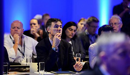 The StocExpo conference programme attracts the movers and shakers in the bulk liquid storage industry