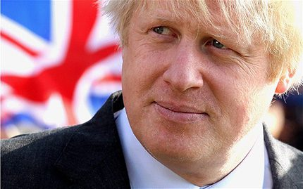 "Boris Johnson is encouraging ""everyone harbouring ancient boiler artefacts"" to sign up to his boiler cashback scheme now"