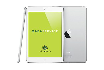 Mabanaft 'injecting a bit of fun into the proceedings' with its iPad game and the chance to win an iPad mini 2