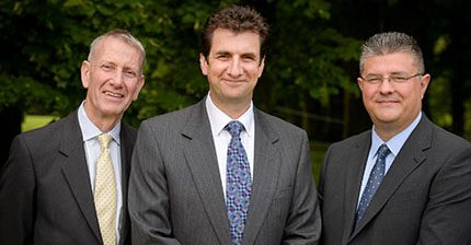 (l-r)  Jeremy Hawksley, Nick Hawkins and Paul Rose