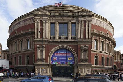 Phillips 66 and JET sponsored a successful children's concert at London's Royal Albert Hall