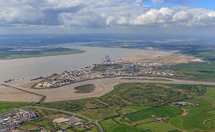 Thames Oilport is a deep-water fuel terminal located on the site of the former Coryton refinery, giving direct access to the global fuel supply market and to the world's most competitive new refineries