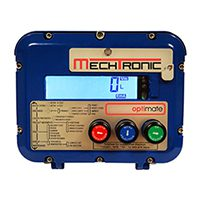 Simple to use – the OptiMate electronic metering system eliminates cross-contamination