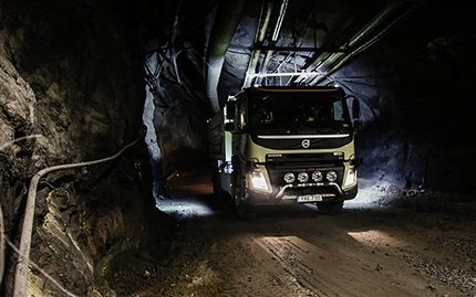 Just how well the trucks work in their difficult operating conditions can be seen in a new film now available on Volvo Trucks' YouTube channel – www.youtube.com/watch?v=JwhyoUyJNoY