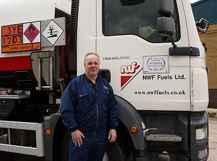 Ian Ross of NWF Fuels took the 2016 title – does your company have this year's finest tanker driver?