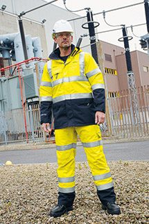 All ArcoPro FR hazardwear garments are tested to IEC 61482 to 'ensure the highest possible protection for wearers against heat and flame'