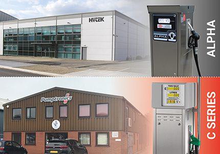 Pumptronics – now part of Hytek (GB)