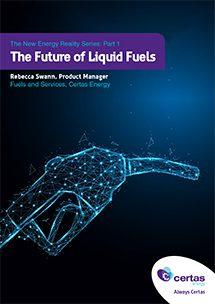 The Future of Liquid Fuels