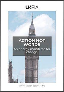 UKPIA action not words