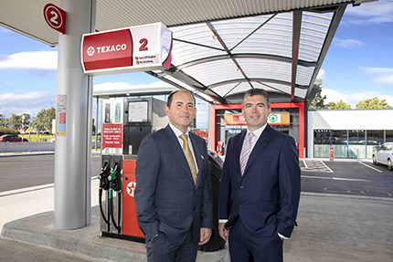 Texaco in Limerick