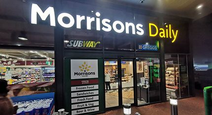 Morrisons Daily store at Sandringham