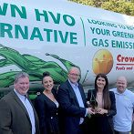 Crown Oils receives industry award from UKIFDA for progress in sustainable fuels and contribution towards transition