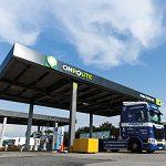 Mabanaft new onroute branded truckstop